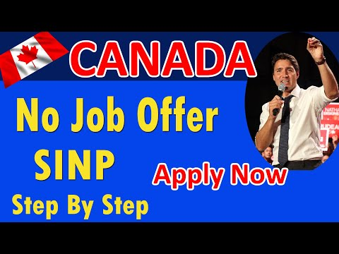 Canadian Province Saskatchewan PR Visa Process || PNP Occupation In Demand Saskatchewan