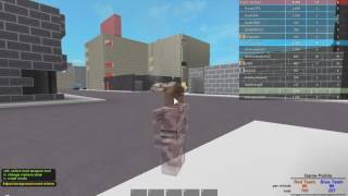 Crazy (By Pastine Cline) Roblox Urban Patrol.