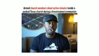 (UNCUT) Self-Defense Prevails at the West Freeway Church of Christ