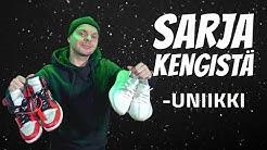 SARJA KENGISTÄ vieraana UNIIKKI #sneakers