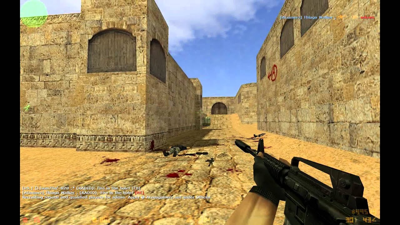 Counter strike 1 6 pro gaming testing high definition for Couter definition