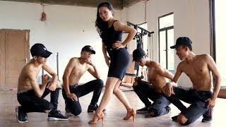 X Remix - Nicky Jam x J Balvin | Alan Rinawma Dance Choreography