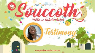 SOUCCOTH 2020 - Chantal's Testimony
