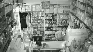 Robbery at L. R. GENERAL STORES