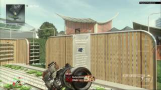 1vs1 Spawntrap sniper contre un petit Fou!