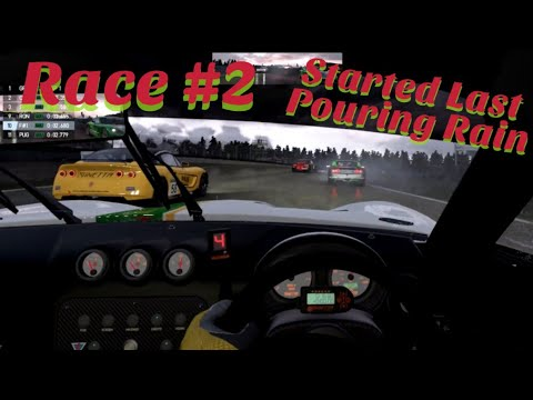 Project Cars 2 - Race 2 : Starting in Last, and in the rain?! - FLIMSIE PLAYS |