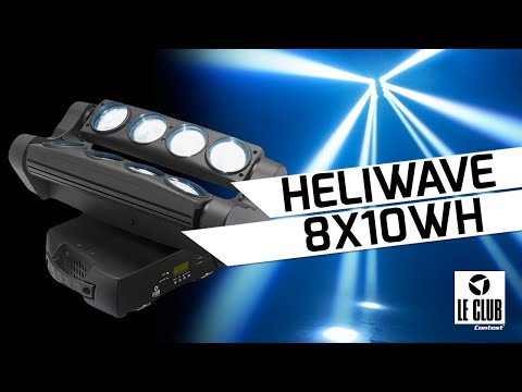 Heliwave-8X10WH - Le Club by Contest