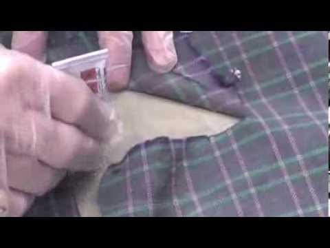 Repair a Horse Blanket with a large rip