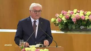 """""""70 Jahre Grundgesetz"""": 19. Verfassungsgespräch u.a. mit einer Rede von Bundespräsident Steinmeier"""