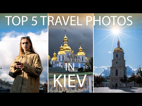 Why all travel photographers MUST visit Kiev!