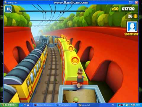 (TUTO) Code Subway Surfers Pc Cheat Engine 6 4