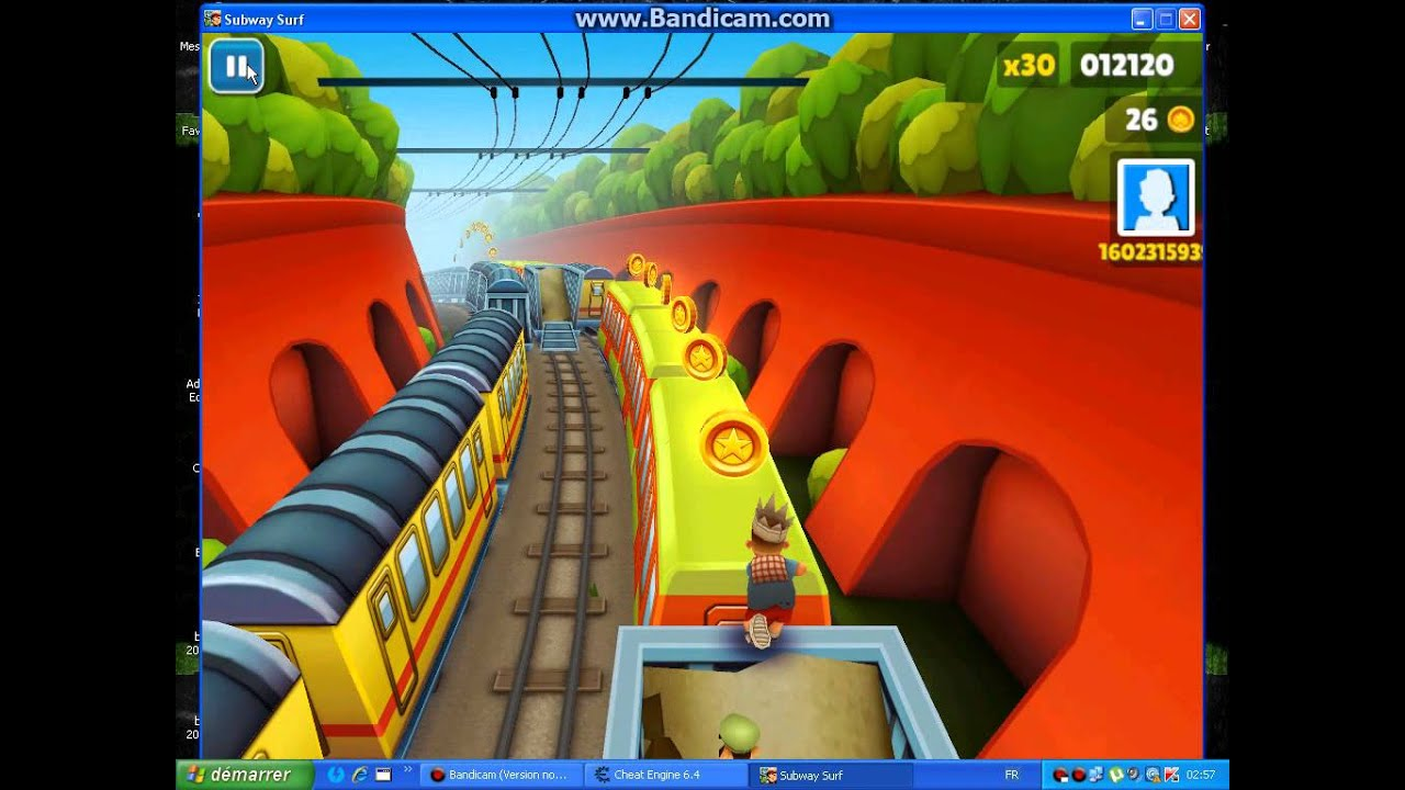subway surfers pc 01net