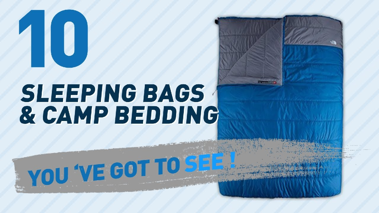 The North Face Sleeping Bags Collection Top 10 Best Sellers