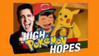 High Pokemon Hopes (MASHUP) Panic! At The Disco vs. Jason Paige