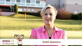 Hotel Jesenice ve středních Čechách - pozvánka