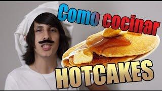 Cocinando con el Chef Missancio - Hotcakes perrones