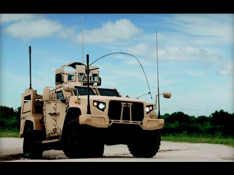 What Is The Army Replacing The Humvee With?