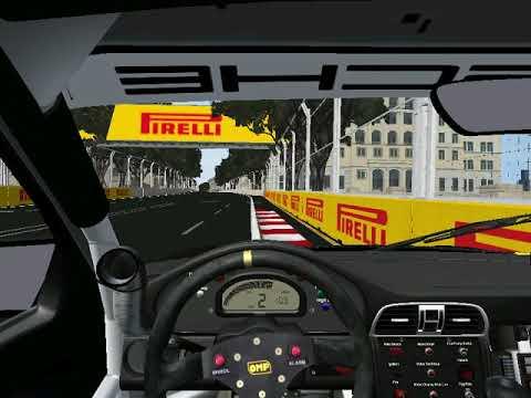 "[Test Lap] Porsche 911 GT3 R @ Baku 2'14""703 (On-board Camera)"