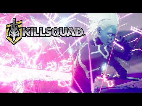 Meet Killsquad's fearless bounty hunters in these tutorial videos | PC Gamer