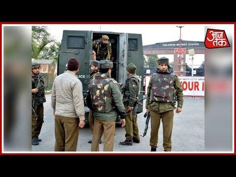 Sunjuwan आर्मी कैंप पर Para-commandoes बुलाया गया; पाक परस्त आतंकियों का काम करो तमाम
