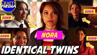 Nora & Dawn are Identical Twins! The Flash Season 5 Theory Explained