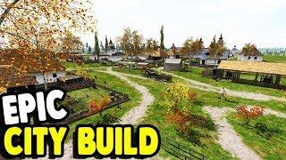 Epic Historical City Builder | Ostriv Gameplay