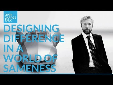 Chris Bangle Talk at Stanford University: Designing Difference in A World of Sameness