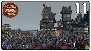 EPIC NEW BUILDINGS - 1078 Medieval Wars Campaign (Attila) #11