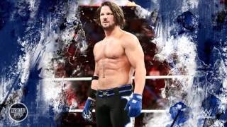 "2016: AJ Styles 1st & New WWE Theme Song - ""Phenomenal"" [iTunes Release] + Download Link ᴴᴰ"