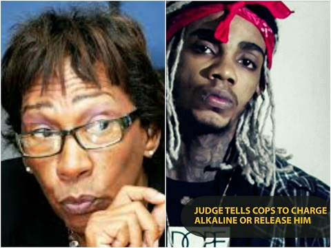 Judge Says: Charge Alkaline Or Release Him