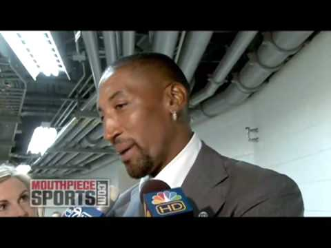 """Remembering Red: Scottie Pippen on Johnny """"Red"""" Kerr"""