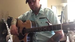 Heartless - Thomas Wesley ft. Morgan Wallen (guitar cover)