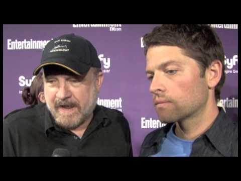 """Supernatural"" - Misha Collins and Jim Beaver Interview"