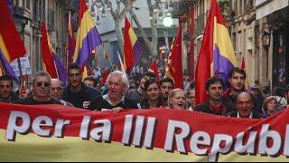 Manifestación y acto por la Tercera República