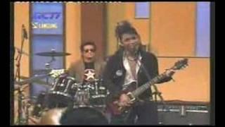 J-rocks - Kuingin Kau Untukku  Live