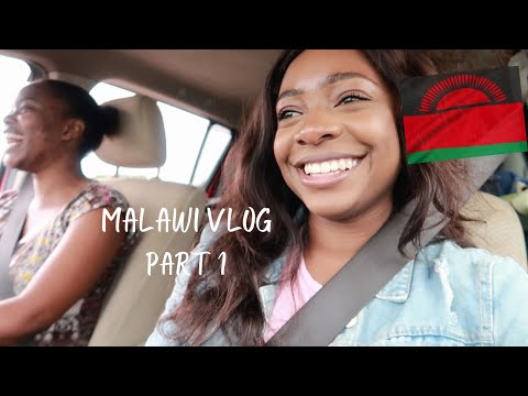 MALAWI VLOG PART 1 | MALAWIAN YOUTUBER