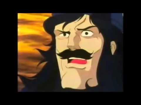 King Athur Cartoon 1979