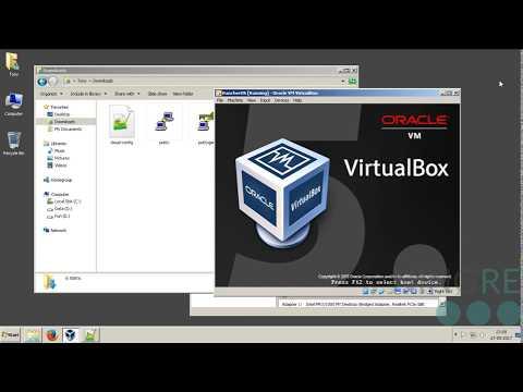 Download, Install & Configure RancherOS - Tutorial - YouTube