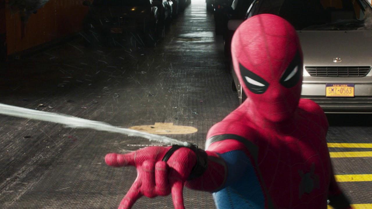 Spider Man Web Shooter Sound Effect