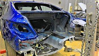 Подборка ЖЕСТЬ на СТО №12 / Fun in auto repair shop