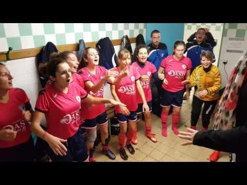 AKA ALEO Patrick Sébastien, hymne officielle de l'équipe féminine de foot de Saint Gaultier (36)