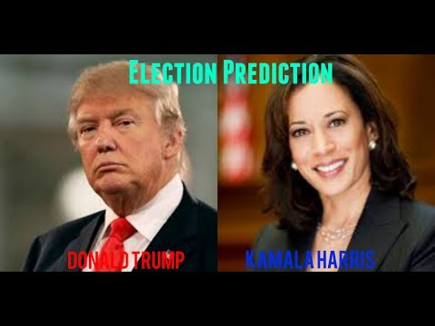 2020 Election Prediction | Donald Trump vs Kamala Harris