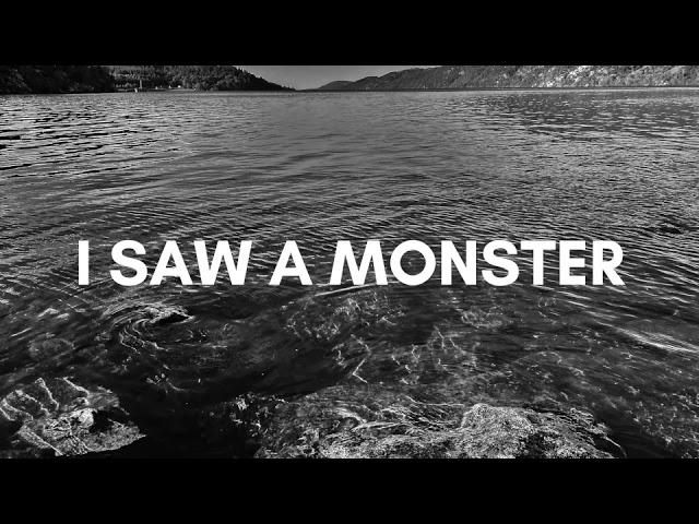 Tim Brooks - I Saw A Monster