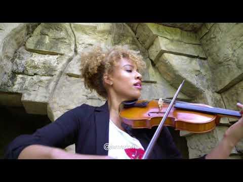 New Freezer | Rich The Kid | Violin - Ezinma