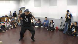 COSMONAUTZ vs 2 way クルー BEST16 FREESTYLE SIDE / RUN UP! × ばとる☆マギカ vol.2