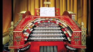 Tom Hazleton - Wurlitzer Organ - Maple Leaf Rag
