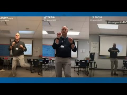 Oldham County Middle School teacher uses TikTok to engage with students