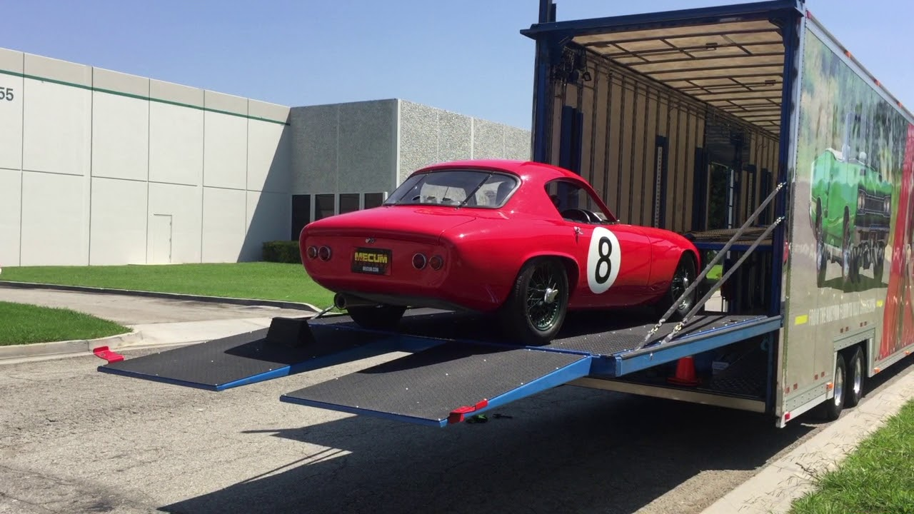 Direct Express Inc Shipping from Mecum Auction Los Angeles to ...