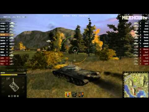 World Of Tanks: Battle With IS-3 (#7)