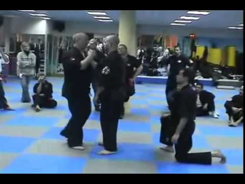 Kyusho   Pressure point knockout